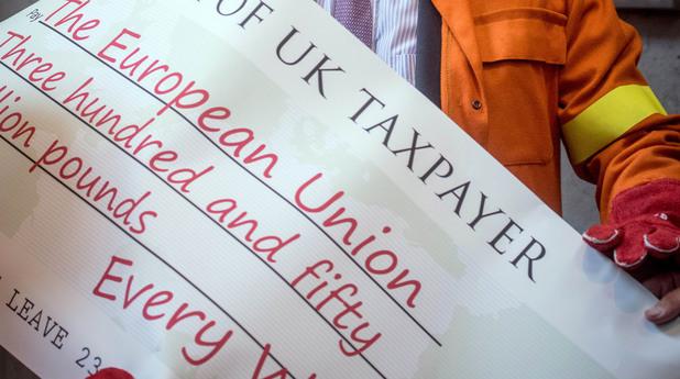Борис Джонсън защитава Brexit