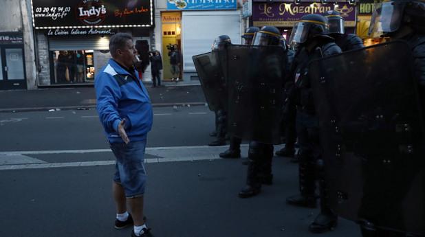 евро 2016, хулигани, лил
