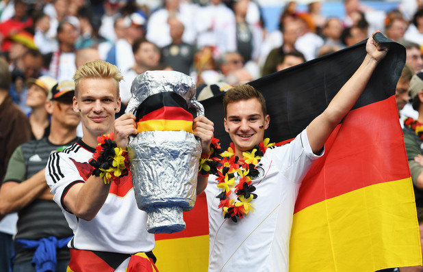 евро 2016, фенове, германия, полша
