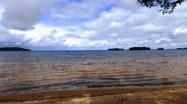 езеро сямозеро