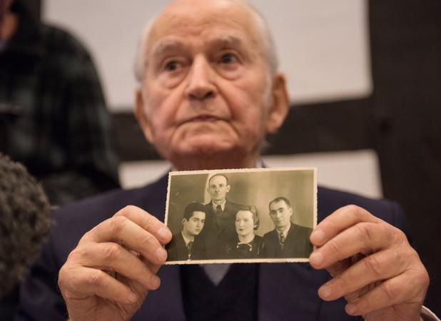 нацисти, процес Райнхолд Ханинг