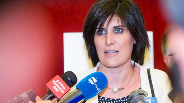 Киара Апендино кмет на Торино