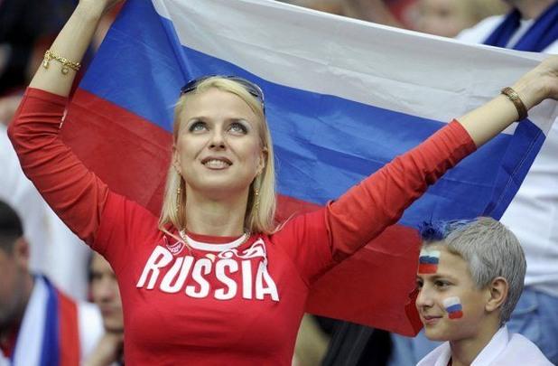 русия, фенки евро 2016