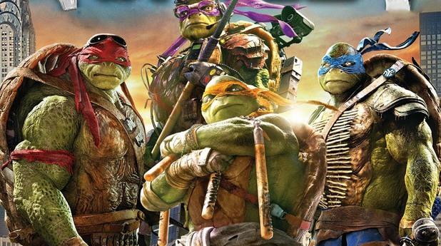 костенурките нинджа 2