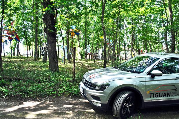 VW Tiguan, Tiguan, Tiguan testdrive