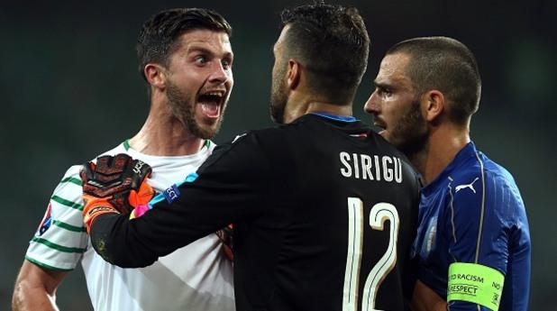 евро 2016, италия, ейре