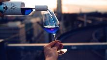 синьо вино