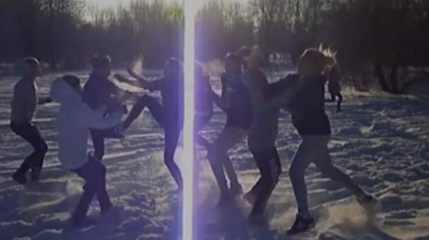 руски хулиганки