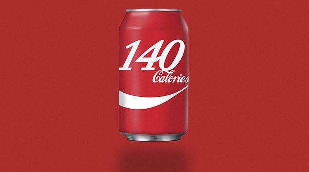 лого, калории, кока кола
