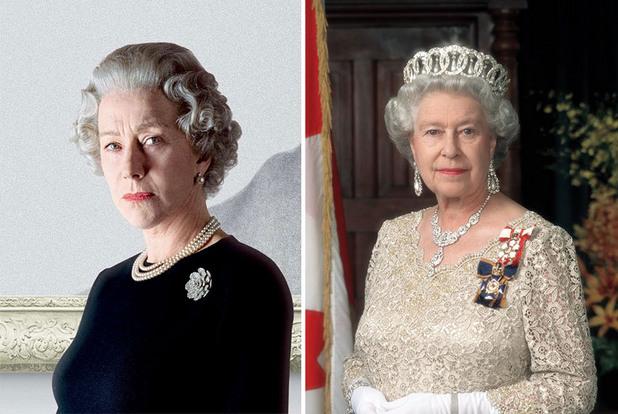 Хелън Мирън и кралицата
