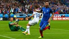 евро 2016, франция, исландия