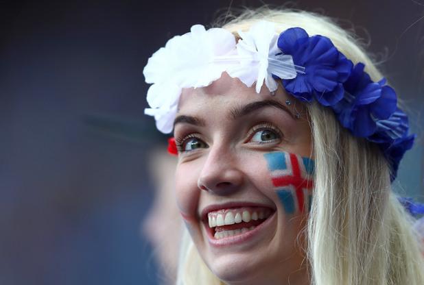 евро 2016, франция, исландия, фенове