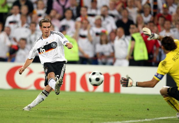 Германия – Турция 3:2, Евро 2008