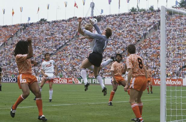 Западна Германия – Холандия 1:2, Евро 1988
