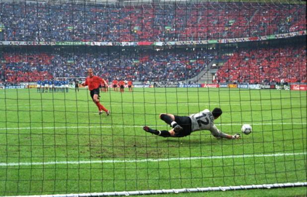 Италия – Холандия 0:0 (3:1 след дузпи), Евро 2000