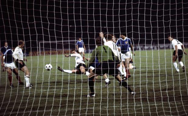 Югославия – Западна Германия 2:4, Евро 1976