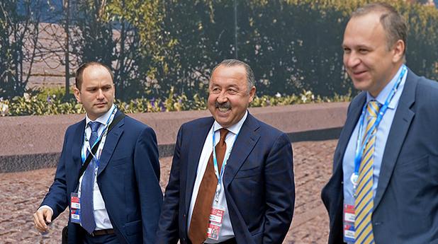 Валерий Газаев