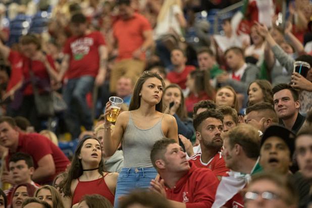 евро 2016, португалия, уелс, фенове