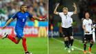 германия, франция, евро 2016, полуфинали, колаж, димитри пайе, бастиан швайнщайгер