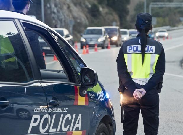 испания, полиция