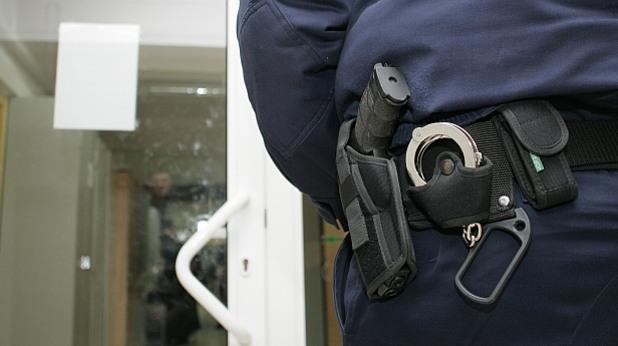 полиция, сигурност