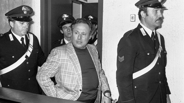 Арестът на Лучано Лиджо