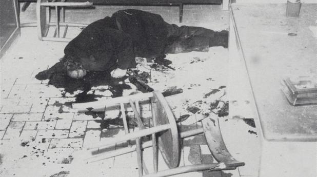 Клането на Виале Лацио Палермо