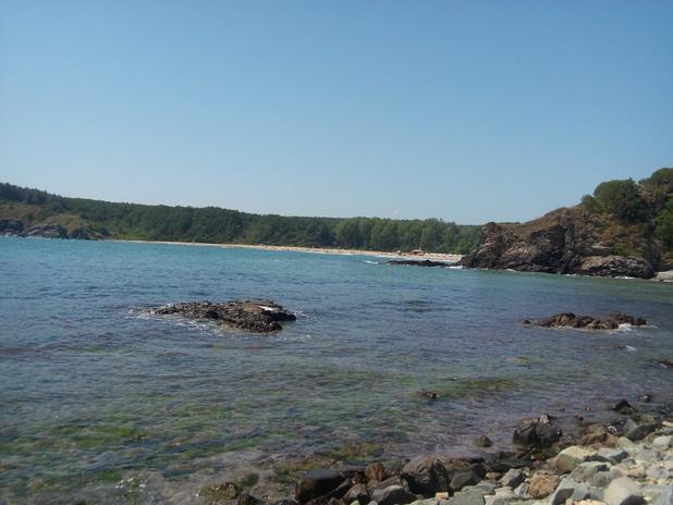 плажът силистар