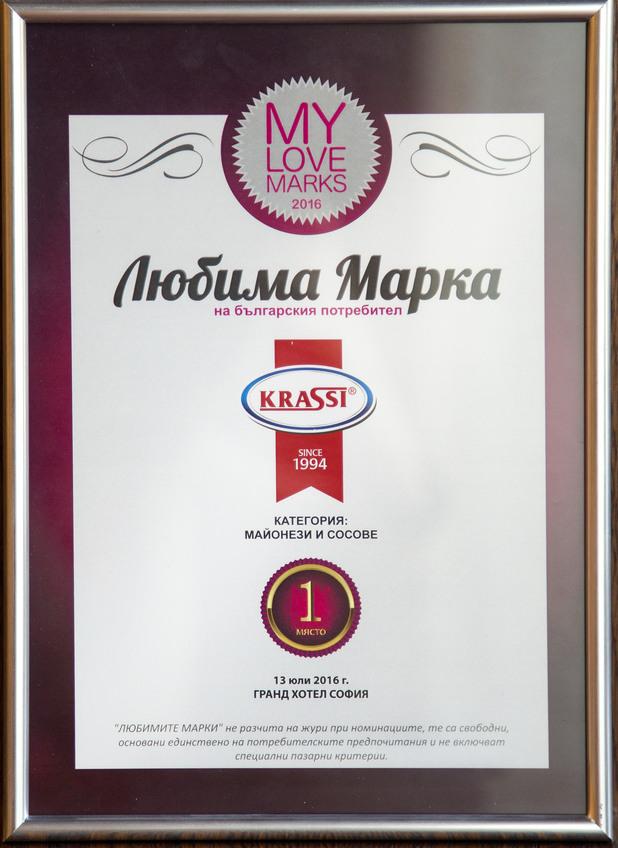 майонеза Краси