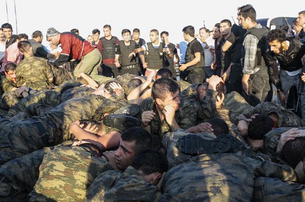 Опит за военен преврат в Турция