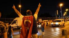 Неуспешен опит за преврат срещу Ердоган