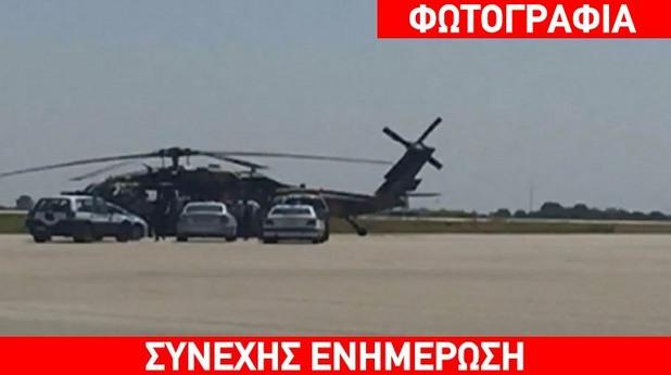 избягалите турски военни на летището в александруполис