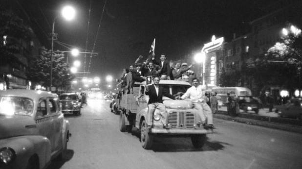 турският военен преврат 1960
