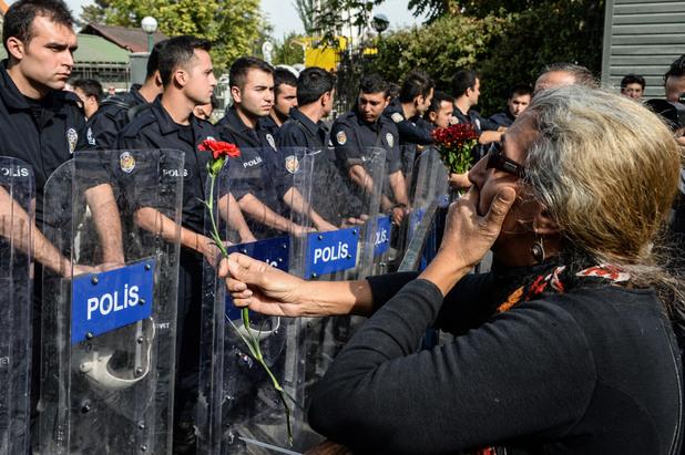 полиция в турция