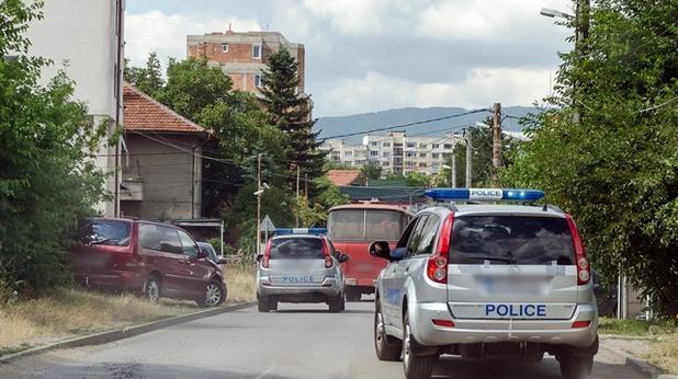 162 – ма чужди граждани са задържани при специализирана полицейска операция в столицата