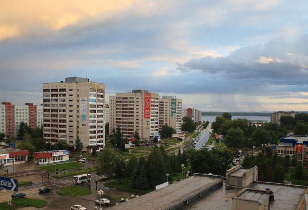 Озьорск
