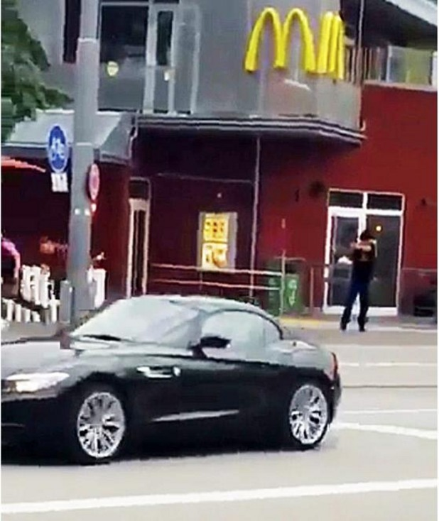 нападателят от мюнхен