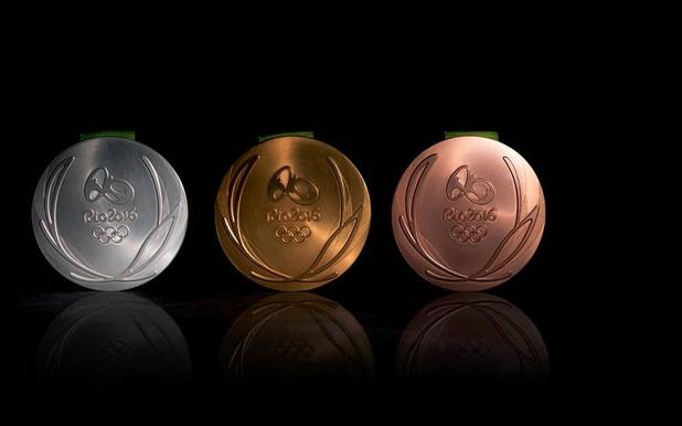 рио 2016, медали