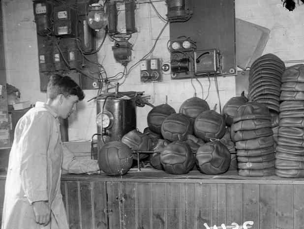 завод за топки