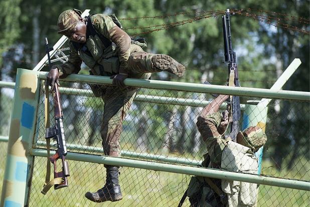 армейски игризимбабве