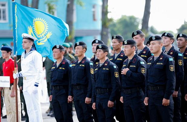 армейски игри, казахстан