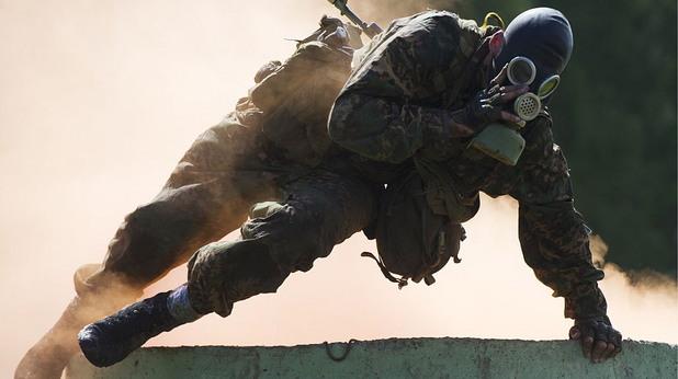 Армейски игри Scouting