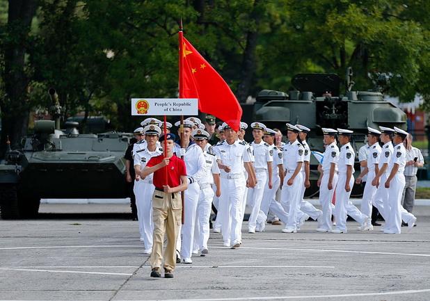 Армейски игри, Китай