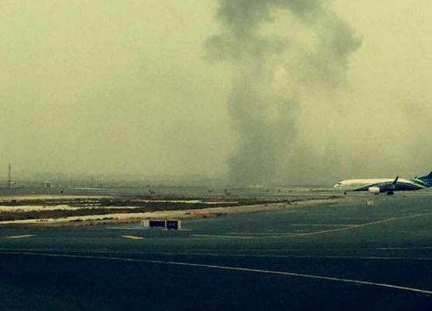 Самолет Дубай