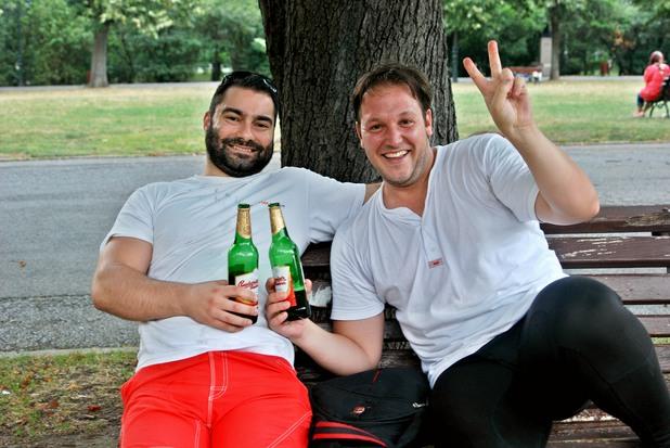 Андрей и Георги