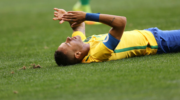 Бразилия - ЮАР 0:0