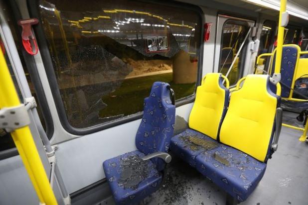 стрелба по автобус