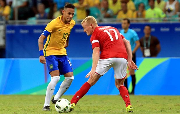 бразилия - дания