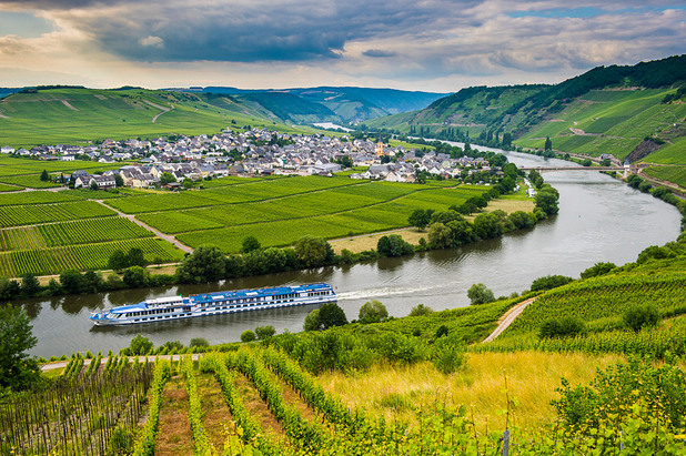 Долината Мозел, Германия