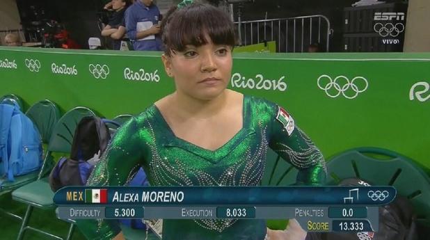 Алекса Морено